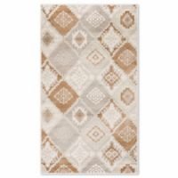 Safavieh Vintage Tribal Diamond 3-Foot x 5-Foot Area Rug in Cream