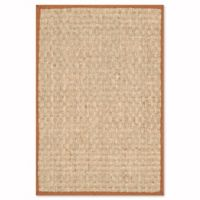 Safavieh Natural Fiber Johanna 3-Foot x 5-Foot Area Rug in Natural/Brown