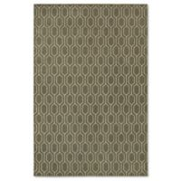 Oriental Weavers Ellerson Link 7-Foot 10-Inch x 10-Foot 10-Inch Area Rug in Grey