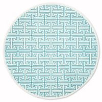 Safavieh Paradise 6-Foot 7-Inch x 6-Foot 7-Inch Adrianne Area Rug in Ivory/Turquoise