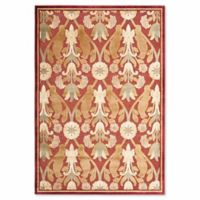 Safavieh Paradise Design 5-Foot 3-Inch x 7-Foot 6-Inch Area Rug in Red
