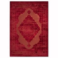 Safavieh Paradise 4-Foot x 5-Foot 7-Inch Modern Area Rug in Red