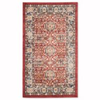 Safavieh Bijar 3-Foot x 5-Foot Tabriz Rug in Red