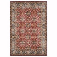 Safavieh Bijar 6-Foot 7-Inch x 9-Foot Tabriz Rug in Red