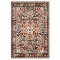 Safavieh Bijar Amol 3-Foot x 5-Foot Rug in Brown/Rust