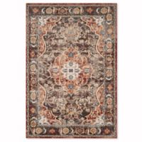Safavieh Bijar Amol 4-Foot x 6-Foot Rug in Brown/Rust