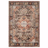 Safavieh Bijar Amol 5-Foot 3-Inch x 7-Foot 6-Inch Rug in Brown/Rust