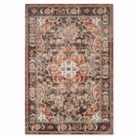 Safavieh Bijar Amol 6-Foot 7-Inch x 9-Foot Rug in Brown/Rust