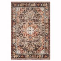 Safavieh Bijar Amol 8-Foot x 10-Foot Rug in Brown/Rust