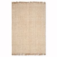 Safavieh Natural Fiber Lizette 6-Foot x 9-Foot Area Rug in Bleach/Natural