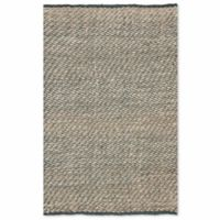 Safavieh Natural Fiber 4-Foot x 6Foot Gillian Rug in Blue/Natural