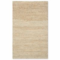 Safavieh Natural Fiber Galina 3-Foot x 5-Foot Area Rug in Natural/Green