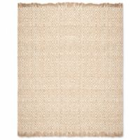 Safavieh Natural Fiber Brie 8-Foot x 10-Foot Area Rug in Natural/Ivory