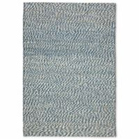 Safavieh Natural Fiber Penelope 4-Foot x 6-Foot Area Rug in Blue/Ivory