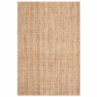 Safavieh Natural Fiber Mallory 2-Foot 6-Inch x 4-Foot Accent Rug in Natural