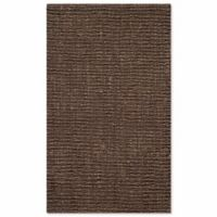 Safavieh Natural Fiber Mallory 4-Foot x 6-Foot Area Rug in Brown