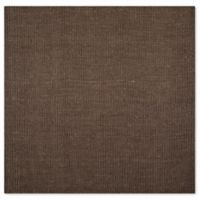 Safavieh Natural Fiber Mallory 6-Foot Square Area Rug in Brown
