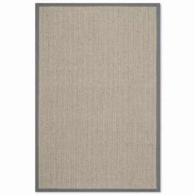 safavieh dylan 6foot x 4foot area rug in greybrown