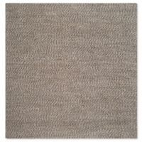 Safavieh Natural Fiber 6-Foot Square Penelope Rug in Grey