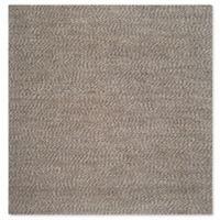 Safavieh Natural Fiber 6-Foot Square Penelope Rug in Grey