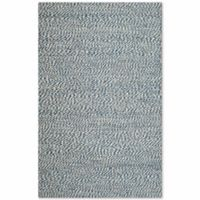 Safavieh Natural Fiber 6-Foot x 9-Foot Penelope Rug in Blue/Ivory