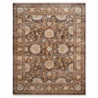 Safavieh Vintage Persian 6-Foot x 9-Foot Area Rug in Brown/Multi