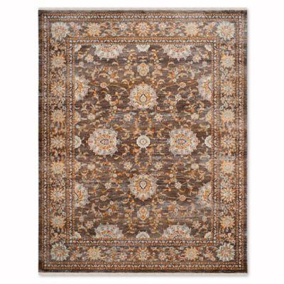 Safavieh Vintage Persian 8 Foot X 10 Foot Area Rug In Brown/Multi