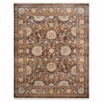 Safavieh Vintage Persian 8-Foot x 10-Foot Area Rug in Brown/Multi