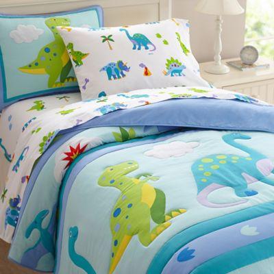 Dinosaur toddler bedding from buy buy baby dinosaur toddler bedding gumiabroncs Images
