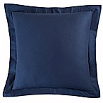 Preston European Pillow Sham in Navy