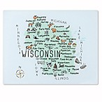 My Place Wisconsin Cutting/Serving Board