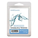 AmbiEscents 6-Pack Sparkling Waters Fragranced Wax Melts