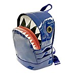 Toby™ Shark Backpack in Blue