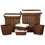Weston 6-Piece Hamper and Storage Baskets Set