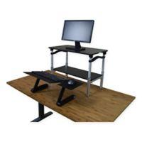 LIFT Standing Desk Conversion Kit in Black