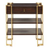 Stanley Furniture Virage End Table in Truffle