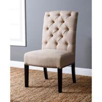 Abbyson Living® Sierra Dining Chair in Cream