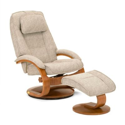 massage chair bed bath and beyond. oslo teatro chair and ottoman set in tan massage bed bath beyond