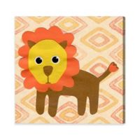 Olivia's Easel 16-Inch x 16-Inch Lion King Canvas Wall Art
