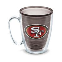 Tervis® NFL San Francisco 49ers 15 oz. Emblem Mug