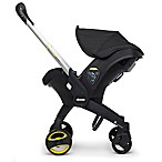 Doona™ Infant Car Seat/Stroller with LATCH Base in Black