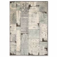 Safavieh Paradise Killian 5-Foot 3-Inch x 7-Foot 6-Inch Rug in Grey/Anthracite