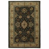 Mohawk Home Madison Pinnacle 5-Foot x 7-Foot Area Rug in Charcoal