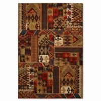 Mohawk Home Madison Louis And Clark Bark 5-Foot 3-Inch x 7-Foot 10-Inch Area Rug in Brown