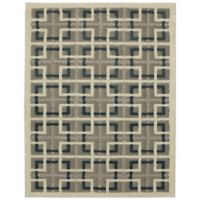 Mohawk® Home Loft Square Off 8-Foot x 10-Foot Area Rug in Light Grey