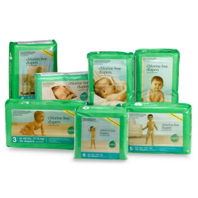Seventh Generation Disposable Diapers