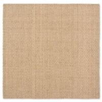 Safavieh Natural Fiber Johanna 4-Foot Square Accent Rug in Natural/Beige