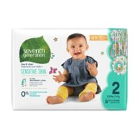 Seventh Generation™ 36-Count Free and Clear Stage 2 Chlorine-Free Disposable Diapers