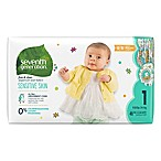 Seventh Generation™ 40-Count Free and Clear Stage 1 Chlorine-Free Disposable Diapers