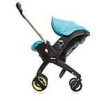Doona™ Infant Car Seat/Stroller with LATCH Base in Turquoise